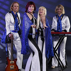 ABBALICIOUS – Tribute to Abba